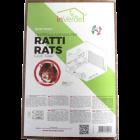 TRAPPOLA ADESIVA PER RATTI (mdf) inVerde