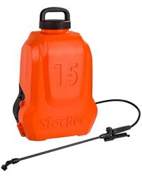 Pompa a zaino elettrica 15 L Li-Ion Stocker (5 BAR)