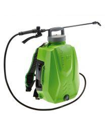 Pompa a zaino a batteria FUTURA 12 litri Verdemax