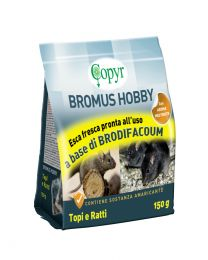 BROMUS HOBBY PASTA 150 g Copyr