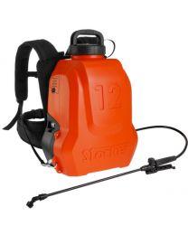 Pompa a zaino elettrica ERGO 12 L Li-Ion Stocker (3 - 5 BAR)