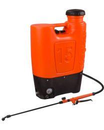 Pompa a zaino elettrica 15 L Li-Ion Stocker (da 1 a 5 BAR)