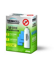acti zanza break - RICARICA 12 ore Thermacell