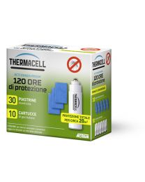 acti zanza break - RICARICA 120 ore Thermacell