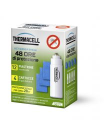 acti zanza break - RICARICA 48 ore Thermacell